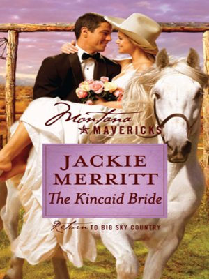 cover image of The Kincaid Bride