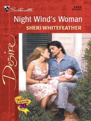 cover image of Night Wind's Woman