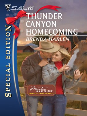 cover image of Thunder Canyon Homecoming