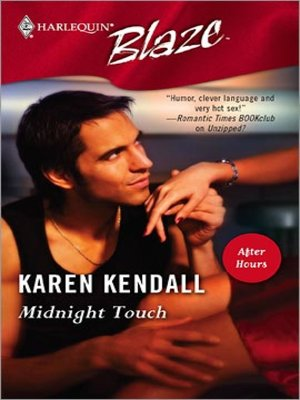 cover image of Midnight Touch