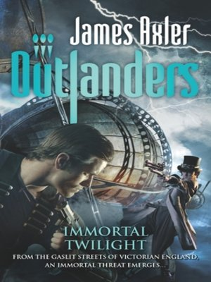 cover image of Immortal Twilight