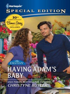 cover image of Having Adam's Baby