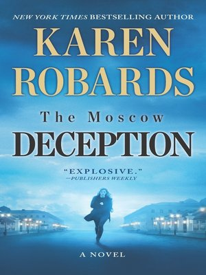 cover image of The Moscow Deception--An International Spy Thriller