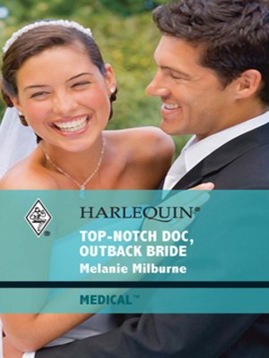 cover image of Top-Notch Doc, Outback Bride