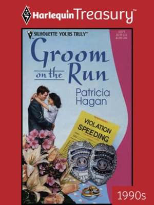 cover image of Groom On The Run