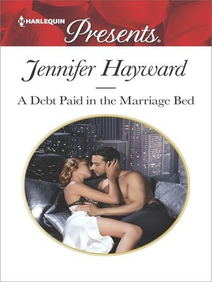 cover image of A Debt Paid in the Marriage Bed
