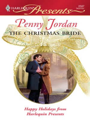 cover image of Christmas Bride