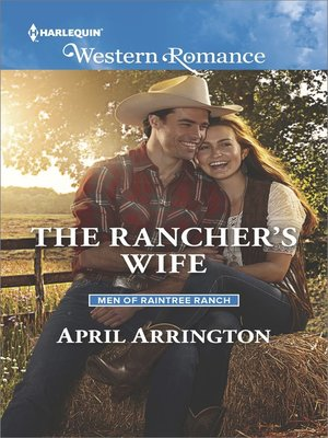 cover image of The Rancher's Wife