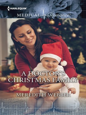 cover image of A Doctor's Christmas Family