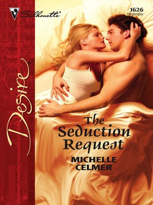 cover image of Seduction Request