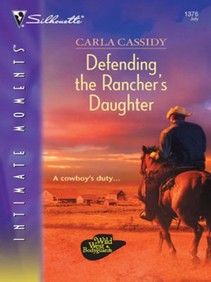 cover image of Defending the Rancher's Daughter