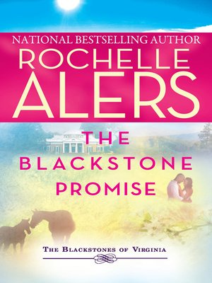 cover image of The Blackstone Promise: Beyond Business\A Younger Man