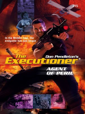cover image of Agent of Peril