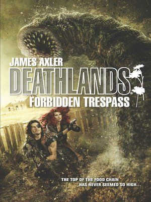 cover image of Forbidden Trespass