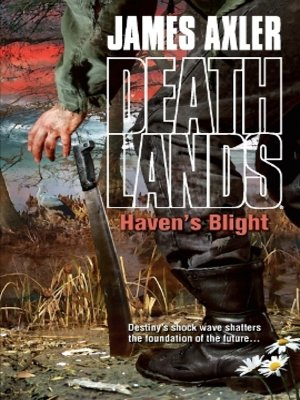 cover image of Haven's Blight