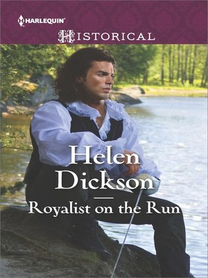 cover image of Royalist on the Run