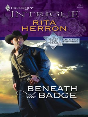 cover image of Beneath the Badge