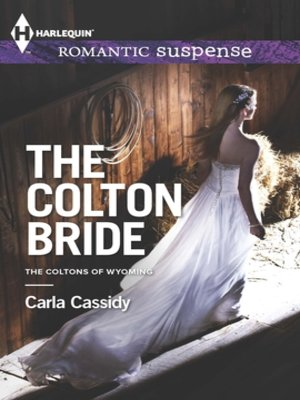 cover image of The Colton Bride