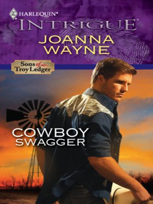cover image of Cowboy Swagger