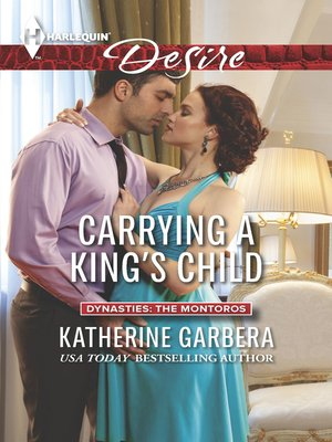 cover image of Carrying a King's Child