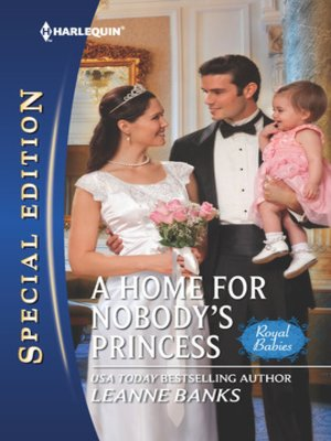 cover image of A Home for Nobody's Princess