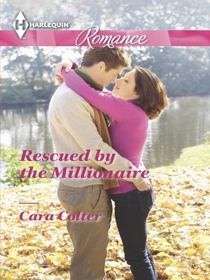cover image of Rescued by the Millionaire