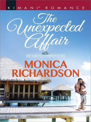 cover image of The Unexpected Affair