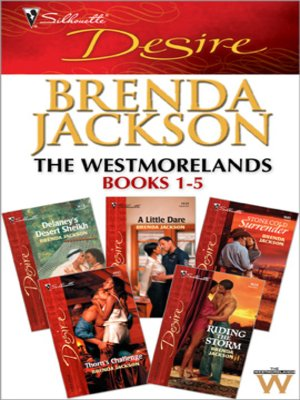 cover image of The Westmorelands Books 1-5