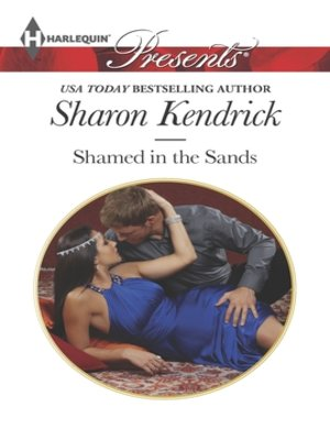 cover image of Shamed in the Sands