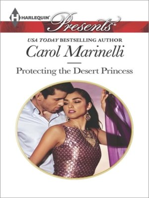cover image of Protecting the Desert Princess