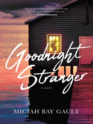 cover image of Goodnight Stranger