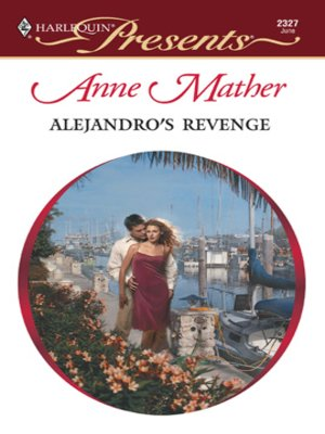 cover image of Alejandro's Revenge