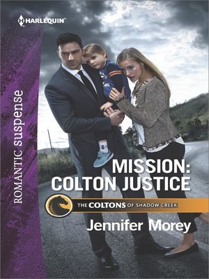 cover image of Mission--Colton Justice