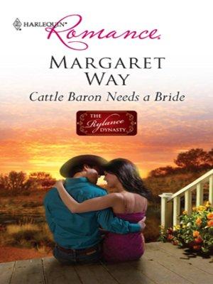 Margaret Way Overdrive Rakuten Overdrive Ebooks Audiobooks And