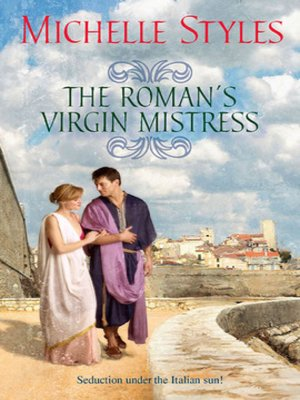 cover image of The Roman's Virgin Mistress