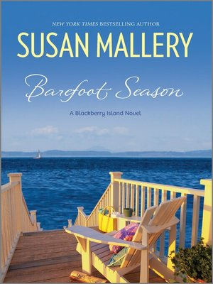 cover image of Barefoot Season