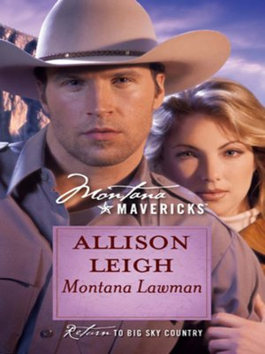 cover image of Montana Lawman