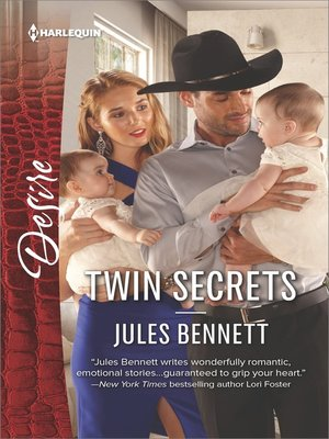 cover image of Twin Secrets--A Billionaire Boss Workplace Romance