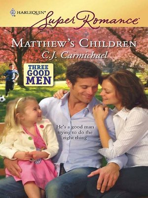 cover image of Matthew's Children