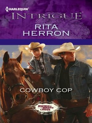 cover image of Cowboy Cop