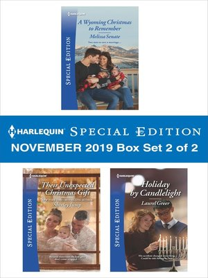 cover image of Harlequin Special Edition November 2019--Box Set 2 of 2