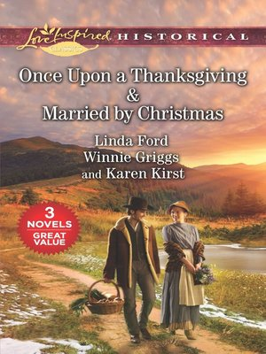 cover image of Once Upon a Thanksgiving ; A Season of the Heart