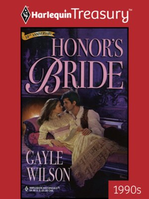 cover image of Honor's Bride