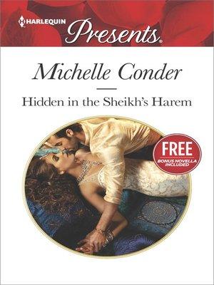 cover image of Hidden in the Sheikh's Harem: Christmas at the Castello (bonus novella)