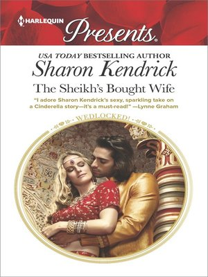cover image of The Sheikh's Bought Wife
