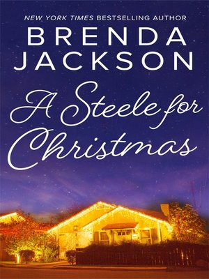 cover image of A Steele for Christmas