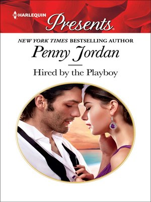 cover image of Hired by the Playboy