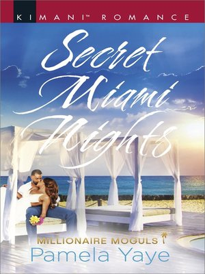 cover image of Secret Miami Nights