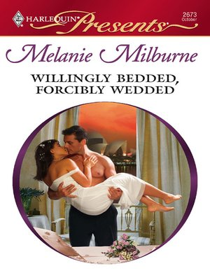 cover image of Willingly Bedded, Forcibly Wedded