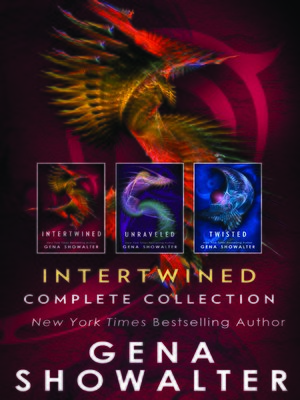 cover image of Gena Showalter Intertwined Complete Collection